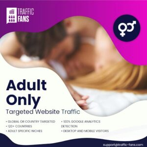 Adult Website Traffic