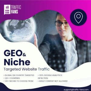 Geo Niche Targeted Traffic