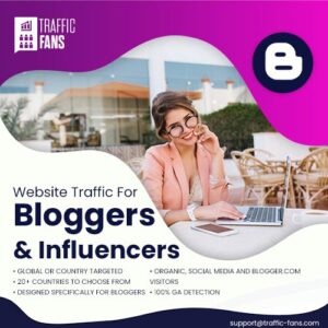 Traffic For Bloggers