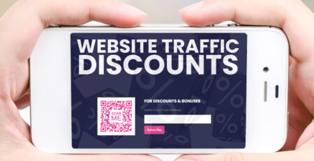 How To Get Discount On Website Traffic