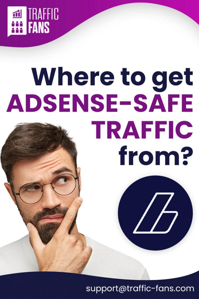 Adsense-safe webtraffic