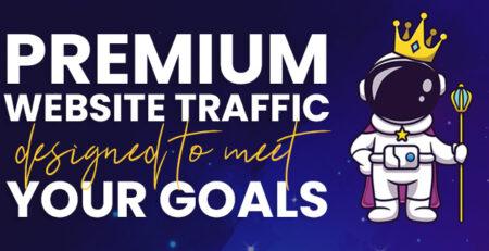 Buy premium traffic
