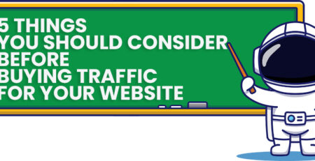 Buying Traffic For Your Website